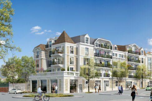 Brun Immobilier Neuf-Vente Appartements Neufs en Ile de France