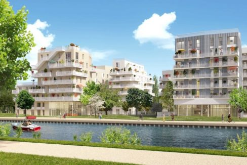 Canal-Horizon-a-Bondy-93-Brun-Immobilier-neuf-Vente-immobilier-Neuf