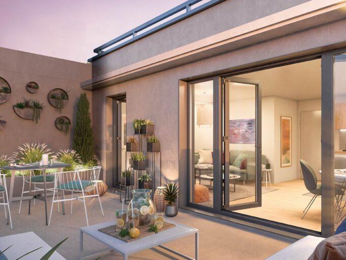 Achat Logements Neufs Suresnes - Brun Immobilier Neuf en Ile de France