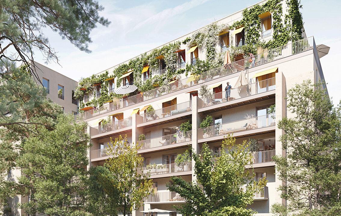 Sylva à Meudon 92 : Vente de logements neufs en Ile de France