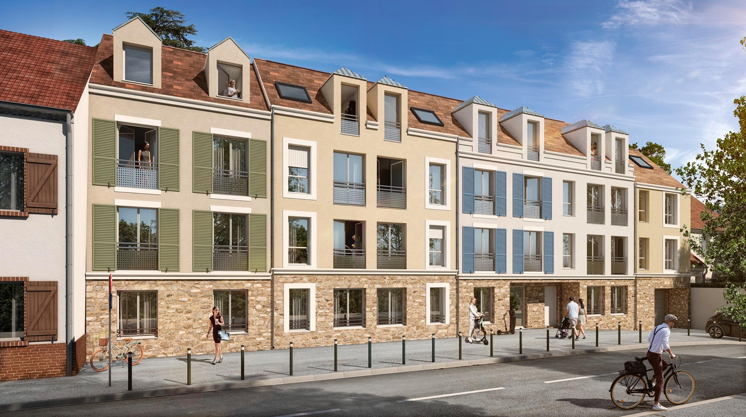 Pontault-Combault – Le Sisley