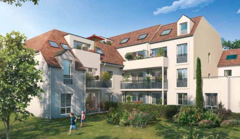Le Sisley à Pontault Combault:Brun Immobilier Neuf:Vente deLogements neufs en Ile de France