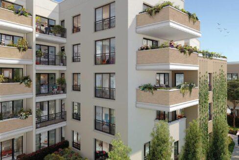Arboria à Drancy 93 : Vente de logements neufs en Ile de France