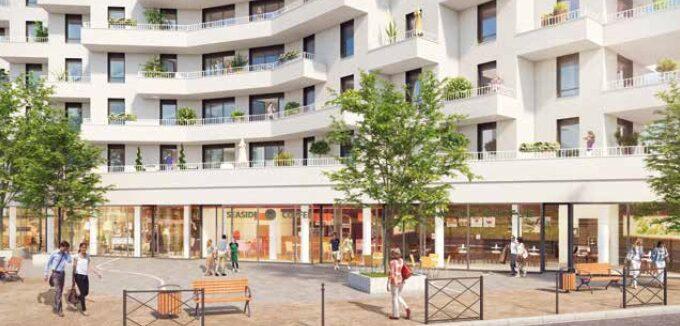 Appartements neufs Clichy 92: Brun Immobilier Neuf:Vente immobilier Neuf en Ile de France