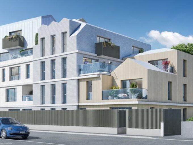 Intimist à Epinay sur Seine 95:Brun Immobilier Neuf:Vente de Logements neufs en Ile de France