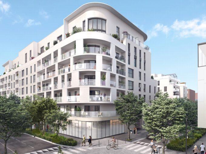L'Haÿ-les-Roses Quartier Paul Hochart- programme neuf