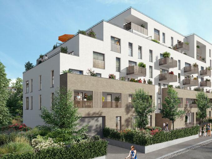 La Promenade d'Aristide - Les Pavillons sous Bois - Vente de logements neufs en Ile de France
