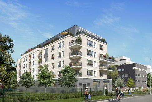 Le 175 à Villepinte 93 Logements:Vente Appartements neufs en Ile de France: Brun Immobilier Neuf Immobilier Neuf