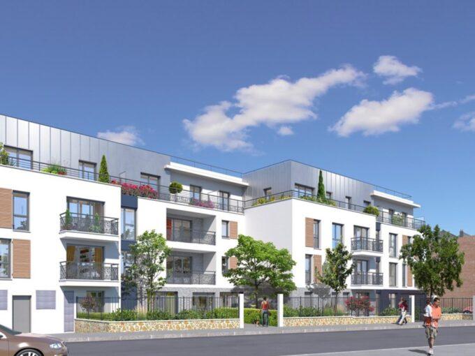 Vente de Logements neufs à Montesson 78:Brun Immobilier Neuf