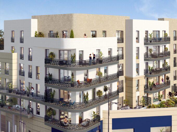 westmont à Rueil :Brun Immobilier Neuf:Vente de Logements Neufs en Ile de France