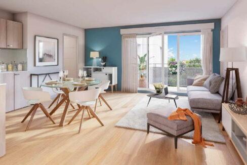 brun immobilier neuf vous propose à gagny-instants de ville-logement-neuf seine-saint-denis