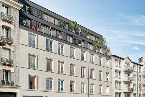 FRAIS DE NOTAIRE RÉDUITS pour l'achat d'un appartement neuf sur la commune de Paris