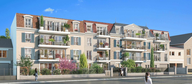 Vaires-sur-Marne – Villa 17 – Avant-première
