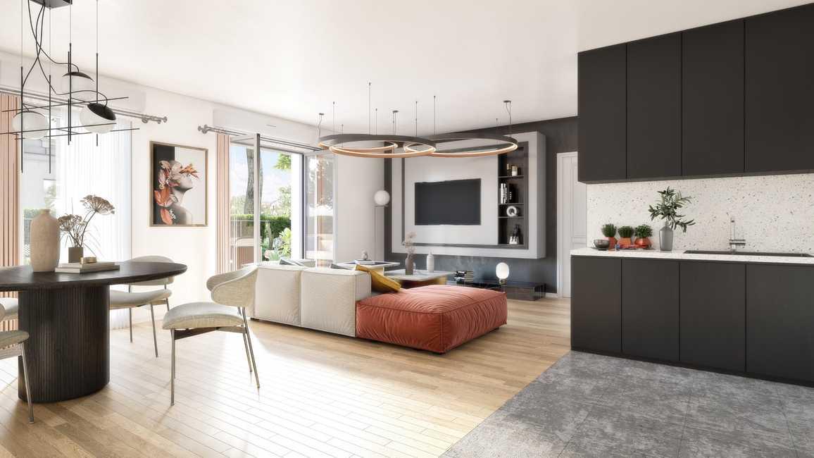 rueil-malmaison-villa tosca-achat-logement-neuf-ile de france