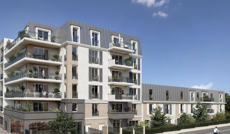 sartrouville-le 11e arpent-vente-appartement-neuf-ile de france