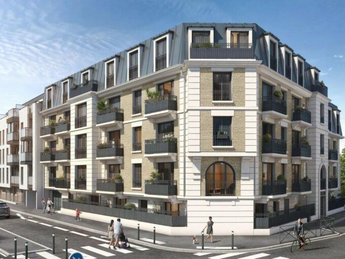vente-logement-neuf-aulnay sous bois-seine saint denis-cours boileau