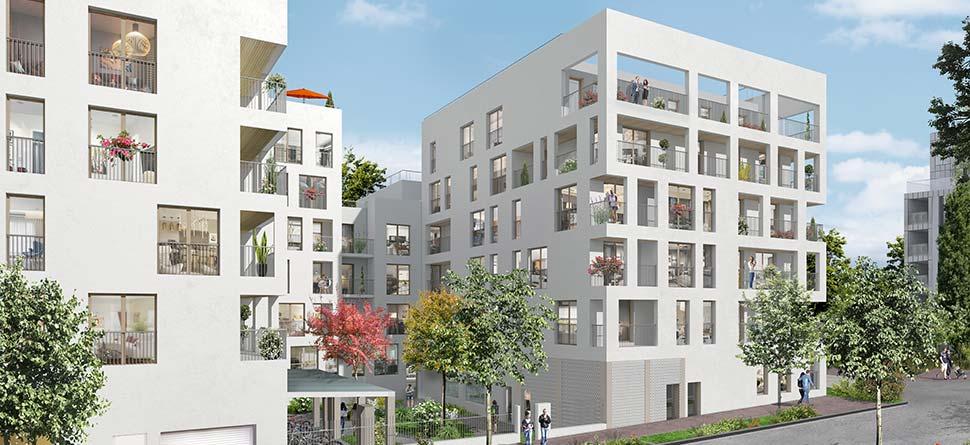 bondy-carré des rives-vente logement-neuf