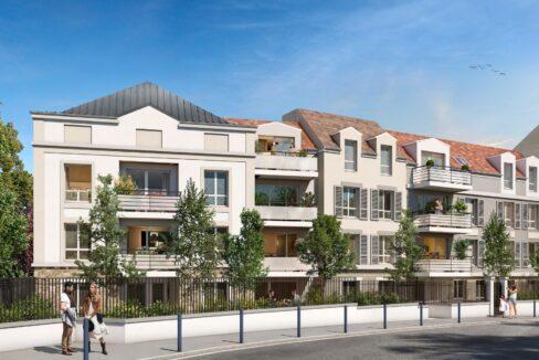 villemomble-villa mermoz-vente-logement-neuf-ile de france