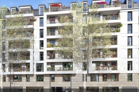 clichy la garenne92-résidence privilèges-vente-logements-neufs-ile de france