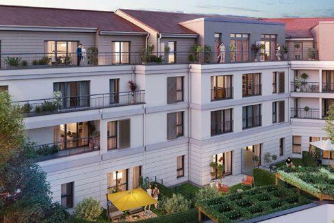 le port marly78-avant seine-vente-appartements-neufs-ile de france