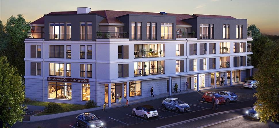 le port marly78-avant seine-vente-logements-neufs-ile de france
