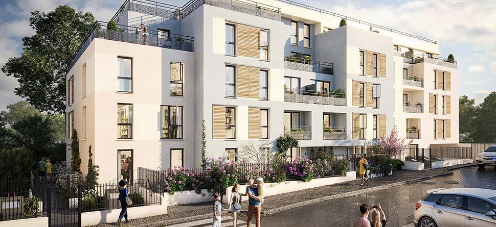 verneuil sur seine78-le domaine de la faisanderie-vente-logements-neufs-ile de france
