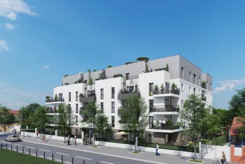 champigny sur marne-green city-vente-logements-neufs-ile de france